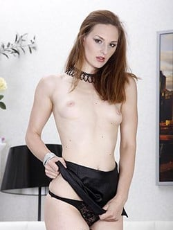 Anal boots anastasia brill